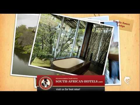 Singita Game Reserves, Sweni Lodge (Kruger National Park, South Africa)