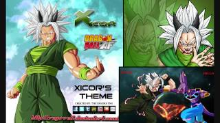 Dragon Ball AF - Xicor's Theme (The Enigma TNG)