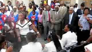 Visita do Presidente de Cabo Verde a Carnaxide