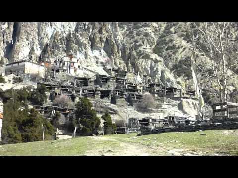 Nepal 2011. Annapurna track. Part 2
