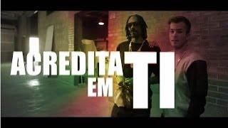 David Carreira - A Força Está em Nós feat Snoop Dogg (Lyric Video)
