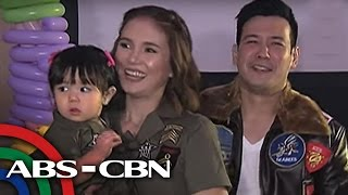 UKG: John Prats, Isabel Oli ready na sundan si Baby Feather