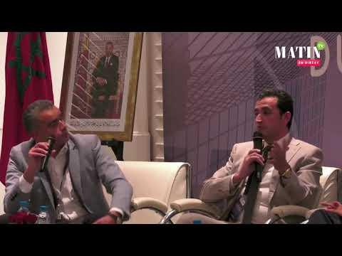 Matinales Groupe Le Matin : intervention de Younes Idrissi Kaitouni