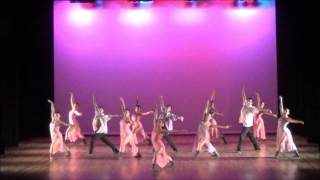 Contemporary Dance- Some other place -Her OST - Spirit Dance Academy 2014