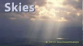 "Motivational Music - uplifting, inspiring, motivating - ""Skies"" soundtrack, original songs"