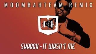 Shaggy - It Wasn't Me (Moombahteam Remix) [Lyric Video]