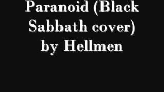 Paranoid (Black Sabbath cover) by Hellmen