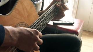 (Sigma) Nobody To Love - Acoustic Fingerstyle Guitar - Christoffer Brandsborg