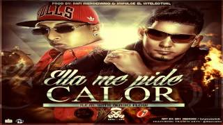 Ella Me Pide Calor - Rakim Ft. Ñengo Flow  (Original) (Con Letra) ★REGGAETON 2013★ / LIKE VIDEO