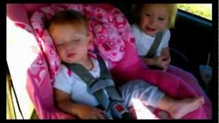 Sleeping baby's hilarious reaction to Gangnam Style