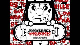 Lil Wayne - Get Smoked Feat. Lil Mouse (Dedication 4 Mixtape)
