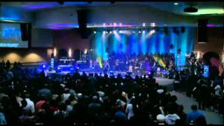 "Ken Reynolds ""He Is"" Abundant Living Family Church -NEW DAY - LIVE"