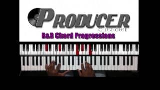 R&B Chords Progressions 1