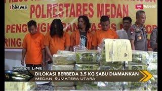 Detik-detik Penangkapan Bandar Narkoba, Polisi Temukan 45 Kg Sabu - Police Line 27/12