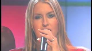 Sarah Connor ft. Naturally 7 - Music Is The Key Live @ Top Of The Pops 2003