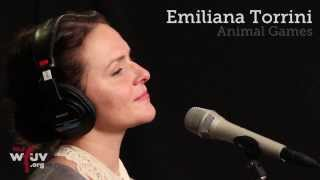 "Emiliana Torrini - ""Animal Games"" (Live at WFUV)"