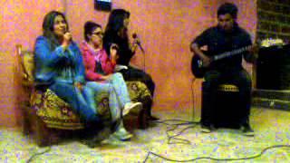 Sara-me ( Saname)cover en español- Fernandhino