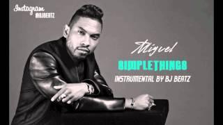 Miguel - Simplethings (Instrumental) remake