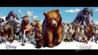 Phill Collins (Frère des ours) - Je m'en vais - Paroles HQ
