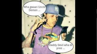 Vybz Kartel - Daddy Devil - Uncle Demon Riddim