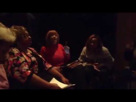 The Clark Sisters & Dr. Henry Panion III singing!