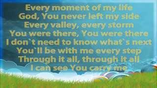 You carry me (2014) - Moriah Peters HD - With lyrics