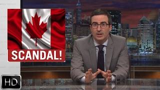 John Oliver - The Great Canadian Scandal