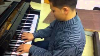 YO SE - Rakim y Ken Y - Piano Cover (Javier Melodico)