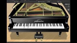 Dono do mundo - Fernandinho  - Teclado (Pianíssimo)