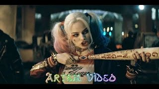 Harley Quinn AC DC Back In Black Dubstep Remix Blu ray - HD 1080p