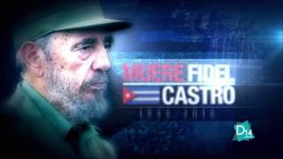 Impacto de la muerte de Fidel Castro en la comunidad cubana en la nación
