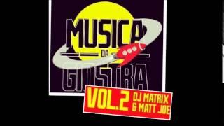 Matt Joe & dj Matrix - kick @ bass