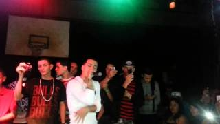 Papi Wilo ultimo freestyle en vivo Aguadilla