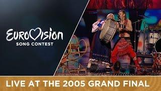 Zdob Si Zdub - Boonika Bate Toba (Moldova) Live - Eurovision 2005