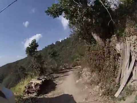Kathmandu Nepal Bike Ride