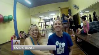 Clase Cardio Dance - Cecilia Lorentz