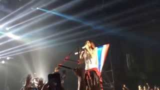 Do or die - 30 seconds to mars live in Bangkok, Thailand 2014