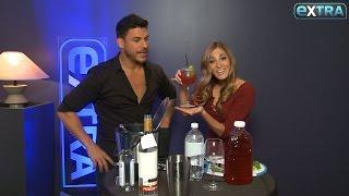 Jax Taylor Is Mixing Drinks & Talking 'Vanderpump Rules' Scoop