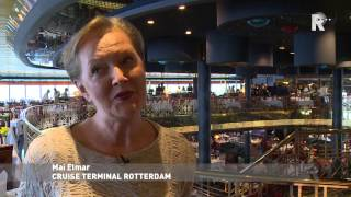 Ms Rotterdam 100e keer thuis: prinses viert feestje mee