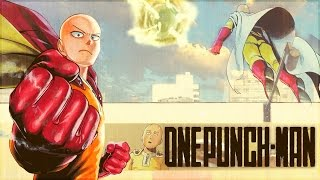 One punch man opening full