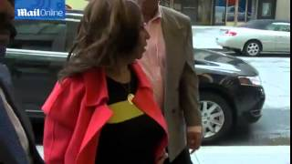 Aretha Franklin arrives at NBC Studios to promote new album 1418450360 3699669740001 areth frank