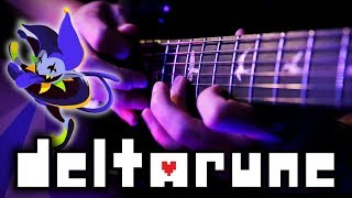 DELTARUNE: The World Revolving || Metal Cover by RichaadEB