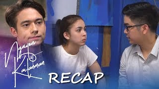 Ngayon At Kailanman Recap: Oliver thinks that Eva and Inno are already in a relationship