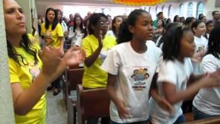 Igreja OBPC Itaquera - Congresso Menibrac - 2015 - Sou Livre