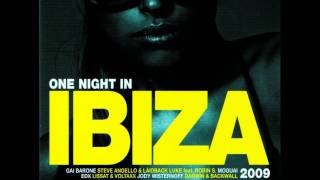 Mike Candys & Evelyn feat Patrick Miller - One night in Ibiza [1080p HD]