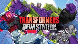 "Transformers Devastation Music Video - ""Till All Are One"""