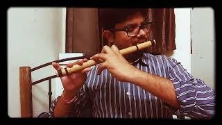 Happy birthday on flute by Vikram