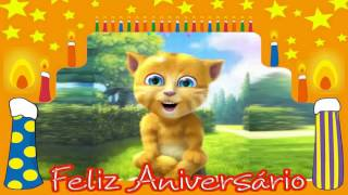 Parabéns pra você ! Feliz Aniversário   Video mensagem de aniversário  Original
