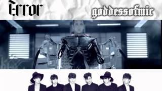 VIXX (빅스) - Error by Hyemi ft. JFT [FULL COVER]