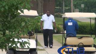 Colts arrive at AU for training camp